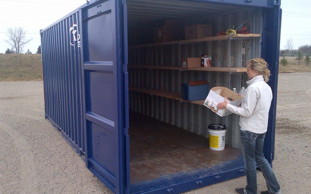 Add-ons and Extras for Portable Storage Container