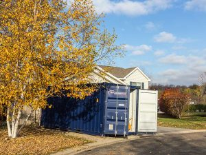 Residential Storage Container