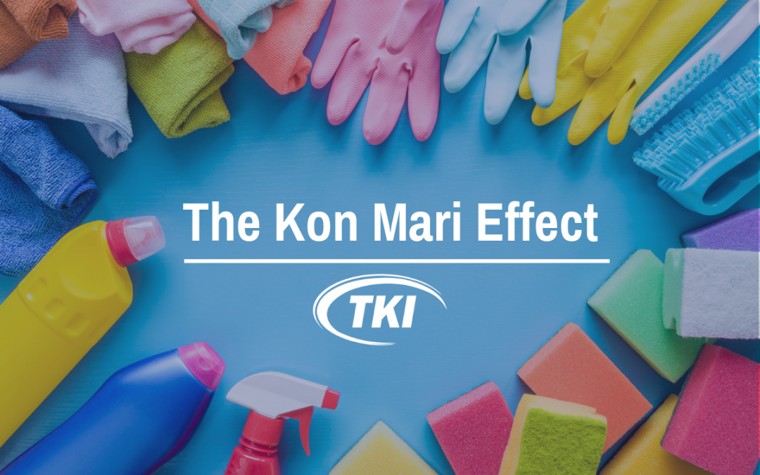 The Kon Mari Effect