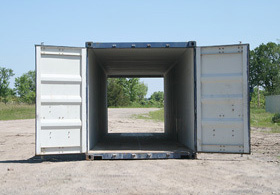 Commercial Container